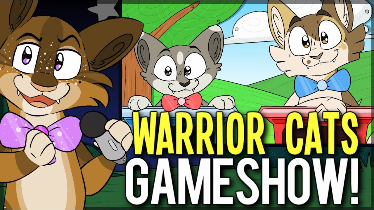 Download Moonkitti vs Tennelle Flowers. Warrior Cats Trivia GAME SHOW! | Mouse Brained!