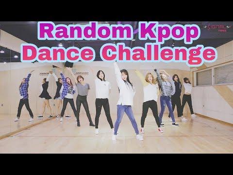 Random Kpop Dance Game + mirrored dances #6