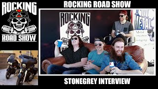 Stonegrey Interview with The Rocking Road Show