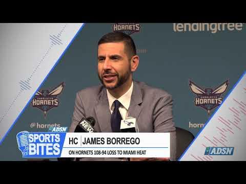 Hornets drop preseason home-opener to Miami Heat 108-94