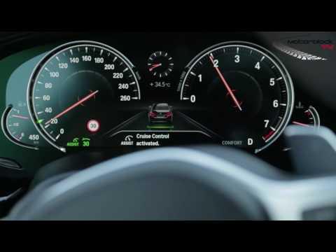 BMW 5er 2017 - Inteligente Vernetzung
