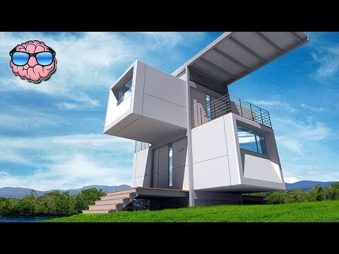 Top 10 AMAZING Houses – Off Grid Living