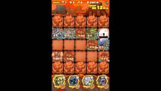 召喚圖板Summons Board - マグ・シュレフト【神】木埃隊0石通關