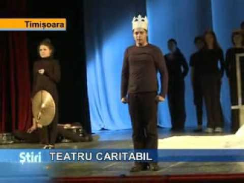 "The interview  ""Eu cand vreau sa fluier,fluier"" ,Teatrul National Timisoara"