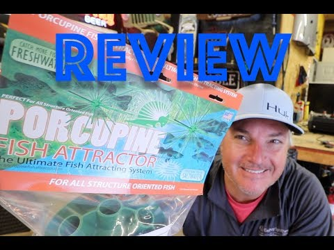Porcupine Fish Attractor Review