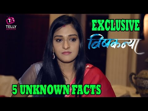 "Aishwarya Khare Exclusive Interview: ""The Five Obsessions"" of Vishkanya Actress"