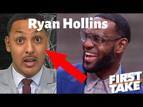 Ryan Hollins is actually a prophet. Why were people clowning him?