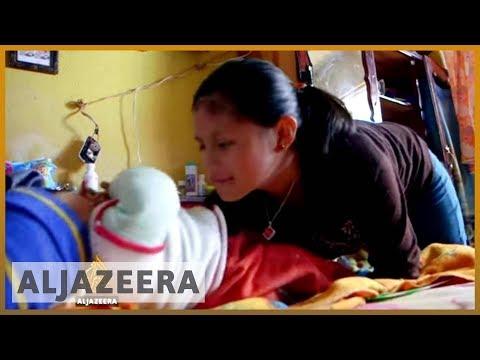 Despite ban on child brides, problems still persist in Guatemala