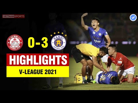 Ho Chi Minh Hanoi FC Goals And Highlights