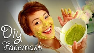 DIY Face Mask With 3 Ingredients | Skin Care | Lazy Girls' Guide To Beauty