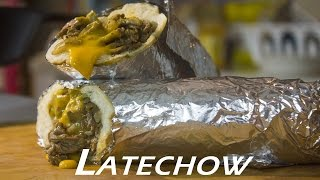 Philly Cheesesteak : Latechow - Episode 58
