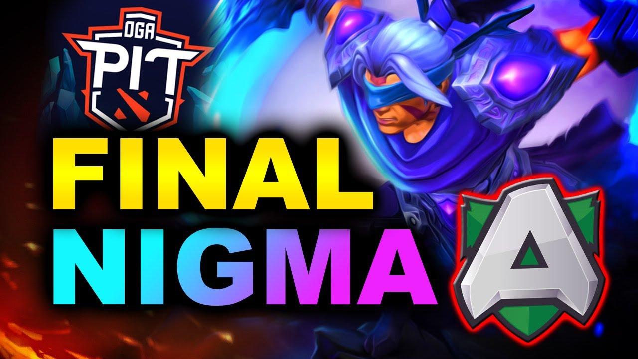 NIGMA vs ALLIANCE - GRAND FINAL - AMD SAPPHIRE OGA DOTA PIT 2 DOTA 2 thumbnail