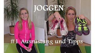 Sport: Joggen #1 Ausrüstung und erste Tipps