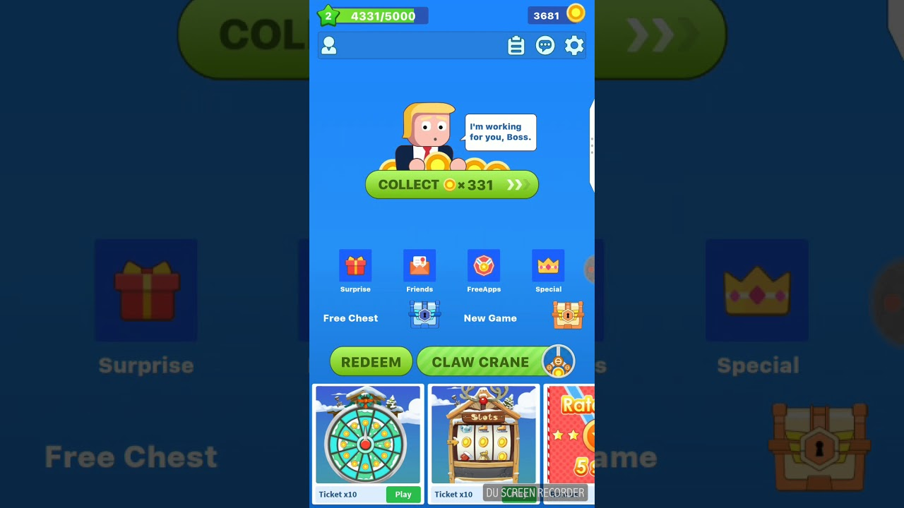 Donalds Coins App - Make easy gift cart for Amazon,Paypal,Google play and  Steam Wallet