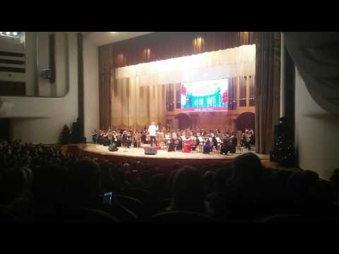Samara Philharmonic hall 23/12/2016 P#3 Professional holiday day of the power engineering specialist
