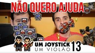 Um Joystick, Um Violão - 13
