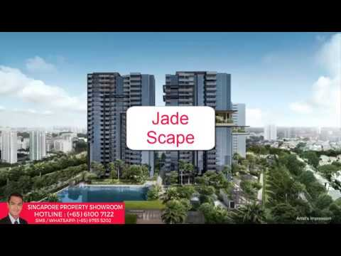 The Jade Scape | Showflat Hotline +65 97555202