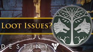 Destiny - Iron Banner and an endgame Loot problem
