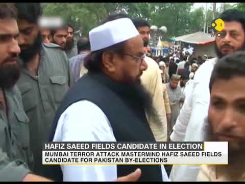 Pakistan: Hafiz Saeed fields candidate in election