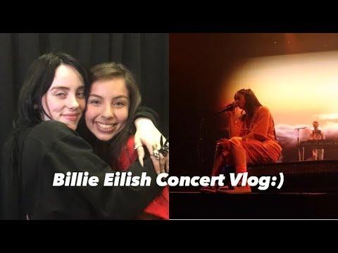 Billie Eilish Concert Vlog  Ysa Garcia :)