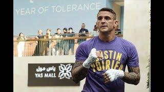 Порье ОБМАНЫВАЕТ Хабиба / Главная опасность для Нурмагомедова на UFC 242