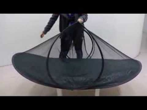 & Pop Up Outdoor Cat Tent - YouTube