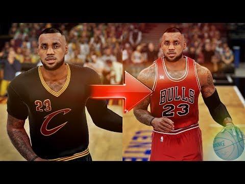 TRADING FOR LEBRON!!! NBA 2K18 30 in 15 REBUILDING SERIES  Ep.3 Bulls