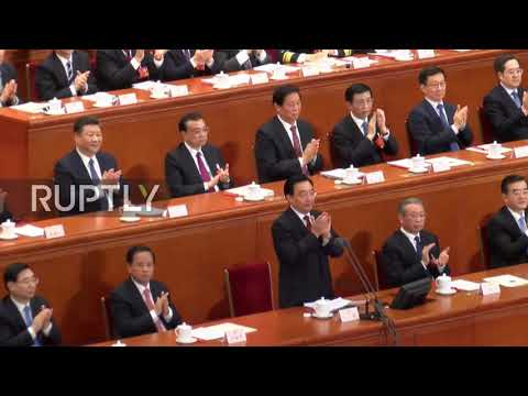 China: Xi Jinping able to rule for life after term limits abolished