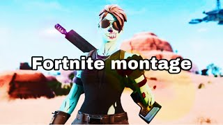 Fortnite monatge | Can We Be Free | 330 subs!