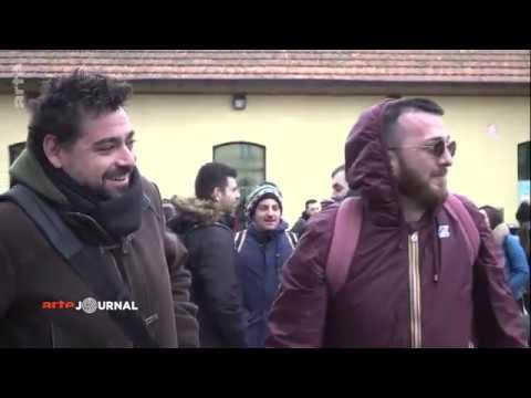 BUS TO GO ITALIA - SERVIZIO ARTE JOURNAL (in tedesco)