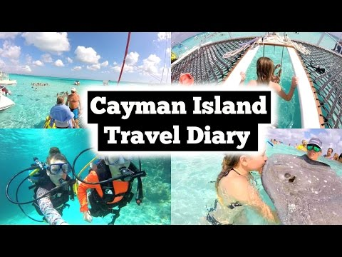 CAYMAN ISLAND TRAVEL DIARY | Lauren Absher