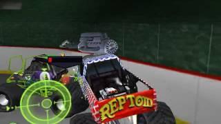 Monster Jam Maximum Destruction PC #2
