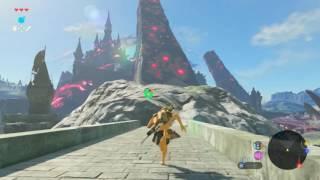Zelda BotW -- Great Plateau to Final Boss in 12min