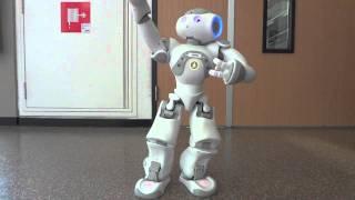 Nao Robot - Naomi - Vangelis