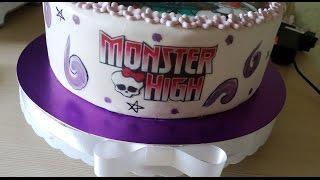 Как сделать подставку под торт