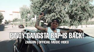 Zargon - Pinoy Gangsta Rap Is Back (Official Music Video)