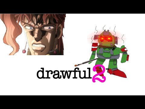 The worst artists play Drawful 2 |