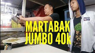 Martabak super jumbo Ana Rasa cuma 40 ribu rupiah