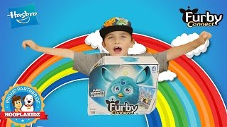 Unboxing Hasbro Furby Connect 2016 | Demo Play
