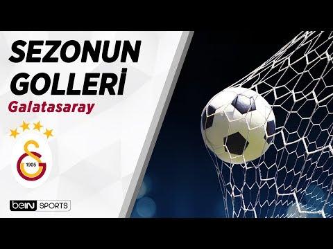 Süper Lig'de 2018-19 Sezonu Golleri | Galatasaray