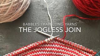 The Jogless Join - How to Alternate Skeins without a Seam when knitting in the round