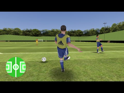 Combination of the penalty area (Part 2)