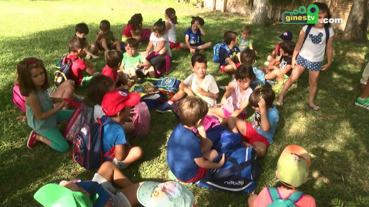 Comienza con una gran acogida el Campus Polideportivo Educativo 'Sun Gines'