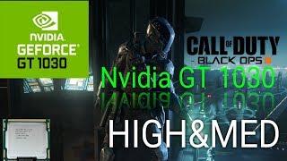 Скачать Call Of Duty Black Ops 3 I5 650 8GB RAM GT 1030