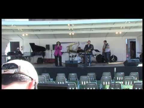 Joel Moore Quartet performance at the 2012 Al Sears Jazz Festival in Macomb Illinois