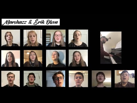 Worland High School Jazz Choir - Marshazz