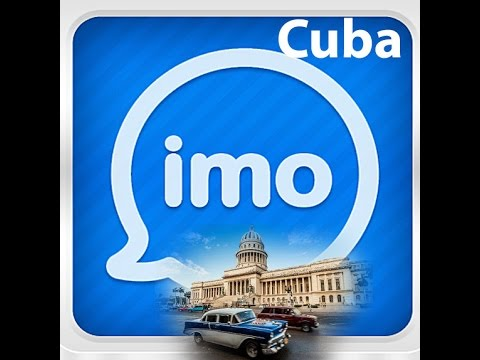Imo, la nueva moda de las comunicaciones en Cuba