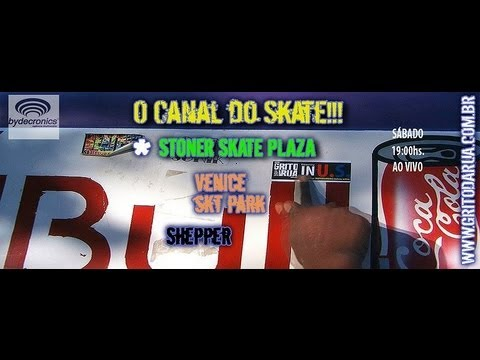 GRITO DA RUA #15 - GRITOinUSA: Stoner Plaza and Memorial Park