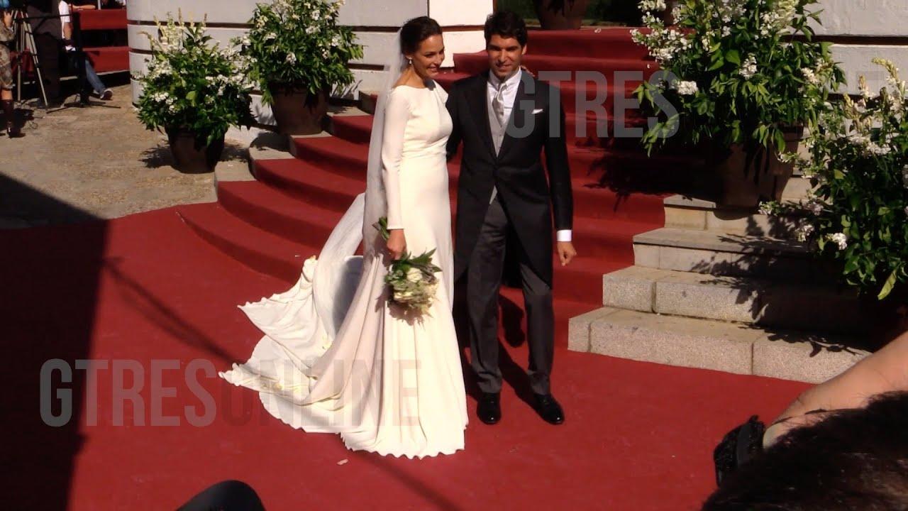Noticias boda de cayetano rivera y eva gonzalez youtube for Cayetano rivera y blanca romero boda
