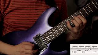 Пентатоника на гитаре для продвинутых